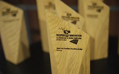 Sylvamap reçoit le 3ème Prix des Trophées de l'innovation
