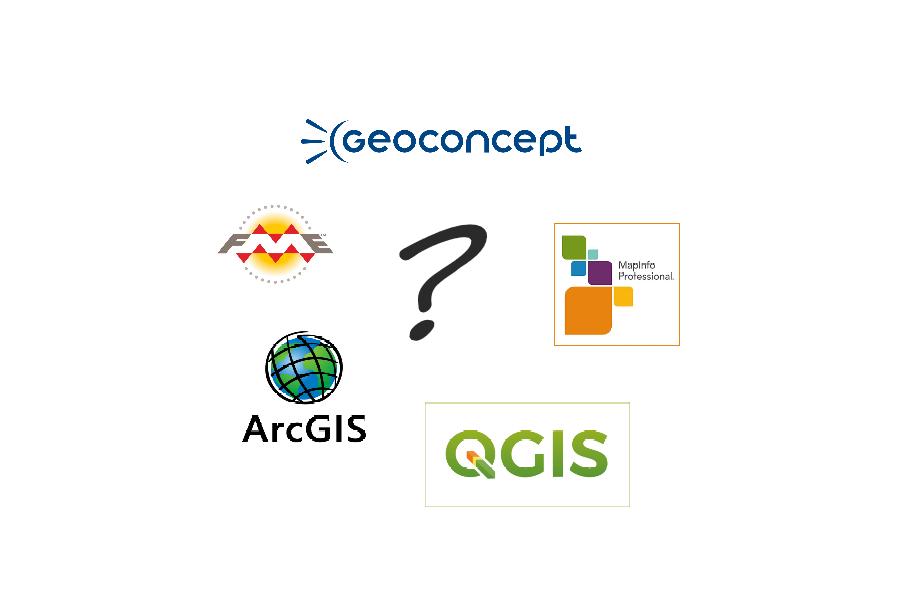 Le SIG au service des forestiers (3/3): Les outils de SIG